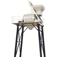陕西华阴天旺JS750高支腿多叶片搅拌机使用前检查项目
