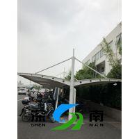 上海膜结构车棚厂家 充电桩停车棚安装