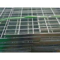 插接钢格板热镀锌Q235钢格栅板对插网格板30*50孔门前脚踏板