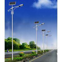 5.5米变径太阳能道路灯杆——现货