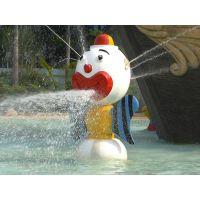 广州润乐水上设备-小丑喷水