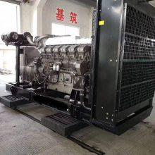 金华大功率1600KW帕金斯发电机组 16缸发电机组