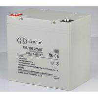 原装上海鸿贝FM/BB12120T免维护蓄电池型号12V120AH