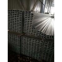 云南芒市镀锌方矩管价格/材质Q235/规格40x80x3.0mm