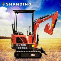 一台新的小型挖掘机多少钱