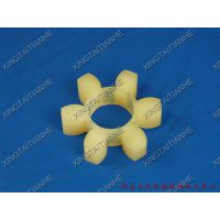 HRC型聚氨酯梅花垫,HRC联轴器梅花垫,HRC联轴器胶垫,聚氨酯材质更耐用