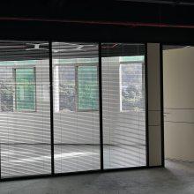 办公室玻璃隔断 可移动隔断厂家