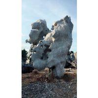 朔州市景观石 私家园林庭院假山石 天然太湖石英石