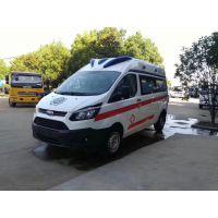 福特V362新全顺救护车