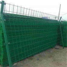 二手护栏网 压弯围栏网 移动护栏网价格