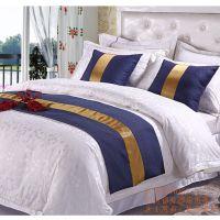 郑州酒店用品批发,客房布草、客房床上用品、床单被罩、枕芯枕套