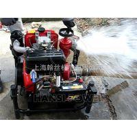 消防设备厂家柴油机高压泵2.5寸闸阀式