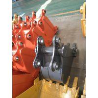 厂家供应临工85挖沟斗批量定做 锰钢钢板