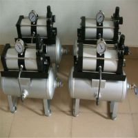 重庆空压机增压泵,气动设备增压泵无需用电远帆厂家