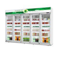 绿缔 饮料冷藏柜 立式饮料柜 便利店冷藏柜