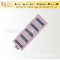 bezel专业生产820系列防滑链板 塑料链板输送带配件