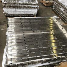 耀恒 厂家直销镜光楼梯立柱/不锈钢楼梯立柱/实心钢板栏杆