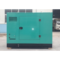 30kw静音箱柴油发电机组 公寓单位备用小型静音发电机