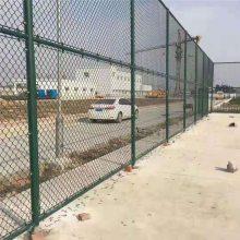 球场隔离栅 厂区护栏网 学校球场围网