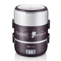 小熊电器电热饭盒 DFH-S2123 蒸煮电饭盒电饭煲电饭锅