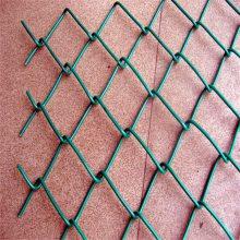 运动场防护网 耐老化勾花网 灌浆钢丝网