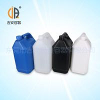 供应HDPE 扁罐10L扁罐 10kg包装化工桶