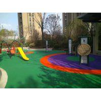 EPDM塑胶场地 幼儿园场地 塑胶场地 休闲漫步道 公园人行道 人行天桥