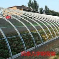 几字钢骨架高强度用于种植大棚养殖大棚