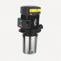 浸入式不锈钢多级离心泵数控机床工业清洗设备冷却循环液下泵CRK2