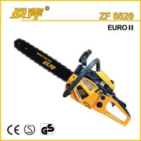 战斧ZF8521 20寸油锯 木工油锯 伐木园林锯