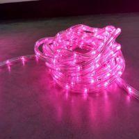 畅销彩虹管 LED灯带圆二线 造型灯带 灯光节防水工程亮化