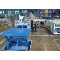 威海车间流水线专用固定式升降机 剪叉式电动升降台定制厂家 航天机械