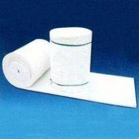 密度110kg/ m3厂地保温用防火硅酸铝毯每平米价格??