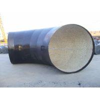 甘肃兰州大口径全称陶瓷内衬复合碳钢弯头,DN1500碳钢耐磨三通