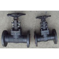 对焊高压锻钢闸阀 A105磷化处理焊接锻钢闸阀Z61H/W-900LB
