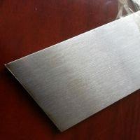 316304冷拉扁钢光面方钢不锈钢扁条 拉丝不锈钢板 激光