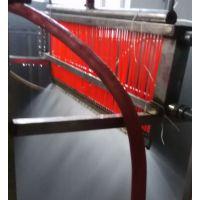 北京奥特隆高压水射流实验扇形不锈钢喷嘴喷头组