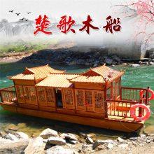 广东住在水上移动的宾馆房船什么感觉 现在流行的水上木屋