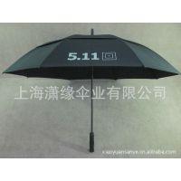 供应玻璃纤维伞架高尔夫伞、27寸纤维骨高尔夫伞广告伞 上海定做厂家