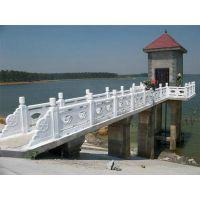 供应园林景区护栏 水泥仿石栏杆 河道景观防护栏