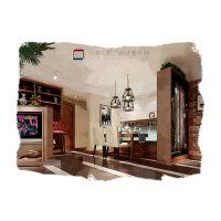 把咖啡厅的舒适搬回家--一个摇滚歌手的家