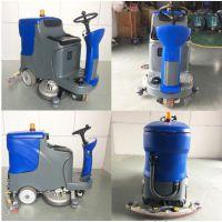 停车场用全自动洗地机 自动洗地车 驾驶式洗地机al115