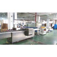 荣裕机械RY-ZH-120智能装盒机/性能稳定速80盒/分 采供plc光电控制食品装盒机