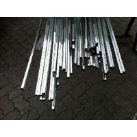 供应卫生级内外抛光镜面超薄316小口径不锈钢焊管方管