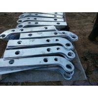 防腐钢板立柱、道路护栏立柱价格