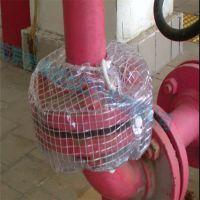 透明防泄漏防喷溅 法兰保护罩 PVC聚氯乙烯法兰保护套长型