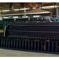 大倾角波形挡边输送带 大倾角波形挡边输送带厂家