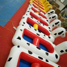 山东潍坊大型水上乐园充气玩具欢畅整个夏日