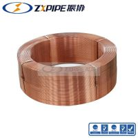 振协(zxpipe)供应各类铜管件 空调制冷管件 蚊香盘 制冷铜配件