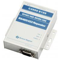 康耐德C2000 S109 485中继器信号放大器 光电隔离数据中继器
